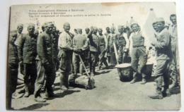 Albania / Shkodra  VMILITARI ALBANESI A SALONICO  - WWI POSTA MILITARE TRUPPE OCCUPAZIONE -   1917 - Albanie