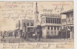 Port Said - Moschee - 1906           (A-135-190424) - Port-Saïd