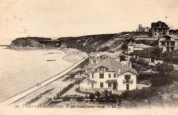 SAINT-JEAN-DE-LUZ - La Pointe Sainte-Barbe - écrite - Tbe - Saint Jean De Luz