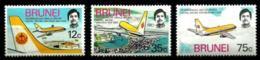 Brunei Nº 213/15 En Nuevo - Brunei (1984-...)