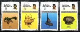 Brunei Nº 365/68 En Nuevo - Brunei (1984-...)
