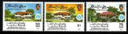 Brunei Nº 379/81en Nuevo - Brunei (1984-...)