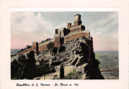 ¤¤   -   SAINT-MARIN   -  Republica Di San Marino  -  La Rocca   -   ¤¤ - Saint-Marin
