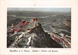 ¤¤   -   SAINT-MARIN   -  Republica Di San Marino  -  Basilica E Palazzo Del Gouerno   -   ¤¤ - Saint-Marin
