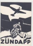 Zündapp - Superwerbekarte Der Zündapp-Werke, Nürnberg          (A-135-190424) - Pubblicitari