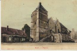 C. P. A. - BUEIL - L'EGLISE - GOGUE - A. BREGER - Andere Gemeenten