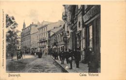 ¤¤   -   ROUMANIE   -  BUCARESTI   -   Calea Victoriei  -  Avenue De La Victoire  -   ¤¤ - Romania