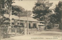 83 HYERES / Boulevard Du Ceinturon / - Hyeres