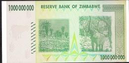ZIMBABWE P83 1.000.000.000 DOLLARS 2008 #AA      UNC. - Zimbabwe