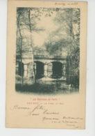 BRUNOY - Le Pont (1780) - Brunoy