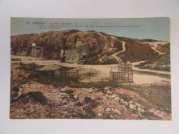Verdun N°84 - Le Fort De Vaux, Pris Par Les Allemands La Nuit Du 8 Au 9 Juin 1915 - Carte Couleur Circulée - Guerre 1914-18