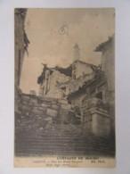 Guerre 14-18 (1914-1917) - Rue Des Hauts Degrés (Dregrés Erreur) - Carte Circulée Le Janvier 1918 - Guerre 1914-18