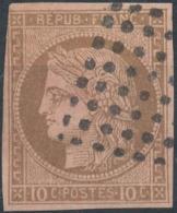FRANCE - 1872/77, Mi 16, 10c Ceres - Cérès
