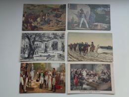Beau Lot De 20 Cartes Postales De Fantaisie  Napoleon       Mooi Lot Van 20 Postkaarten Fantasie    - 20 Scans - 5 - 99 Cartes
