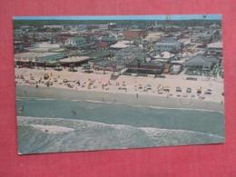 Aerial View Boardwalk    Amusement Rides   - South Carolina > Myrtle Beach>> Ref 3732 - Myrtle Beach