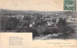 58 - MOULIN ENGILBERT : Vue Générale - CPA Village ( 1.450 Habitants ) - Nièvre ( Nivernais - Morvan ) - Moulin Engilbert