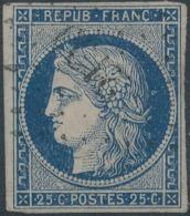 FRANCE - 1872/77, Mi 15, 25c Ceres - Cérès