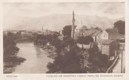 AK Mostar Мостар Džamija џамија Moschee Bosnien Herzegowina Bosna Bosnie Bosnia Hercegovina Herzegovine Херцеговина - Bosnien-Herzegowina