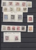 Grande  Bretagne   Lot De Timbres - Verzamelingen