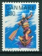 Bm Denmark 1985 MiNr 843 MNH | Sports, Canoeing - Denmark