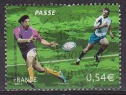 Sport, Rugby - FRANCE - Coupe Du Monde - La Passe - N° 4068 - 2007 - Gebraucht