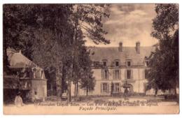 - 6055 - ( 78 ) Chateau De Septeuil ( Façade Principale ) - Association Léopold Bellan ( Cure D'air Et De Repos ) - - Septeuil