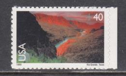 USA 1999 - Rio Grande(Texas), MNH** - United States