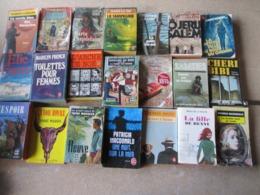 LOT DE 21 LIVRES COLLECTION LIVRE DE POCHE - Boeken, Tijdschriften, Stripverhalen