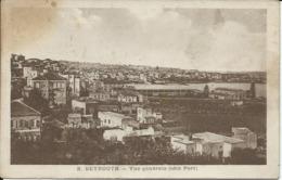 CP Beyrouth - Vue Générale Coté Port - Libanon