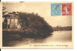 MARTIGNÉ-FERCHAUD - Un Coin De L'étang - VENTE DIRECTE X - Autres Communes