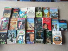 LOT DE 22 LIVRES COLLECTION LIVRE DE POCHE - Boeken, Tijdschriften, Stripverhalen