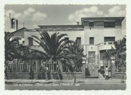 LIDO DI CAMAIORE - CHIESA SPIRITO SANTO E ISTITUTO S.ZITA - VIAGGIATA FG - Livorno
