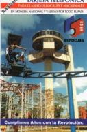 URMET PATENT - CUBA - EXPOCUBA - MINT - Cuba