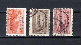 Albania   1946 .-  Y&T Nº    335 B-335 K-335 L - Albanie