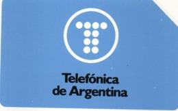 URMET PATENT - ARGENTINA - ISOLOGO - 100 UNITS - MINT - Argentina