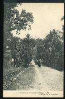 RA95 SUR LA ROUTE DE LUANG PRABANG ( DOS NON SEPAREE - Laos