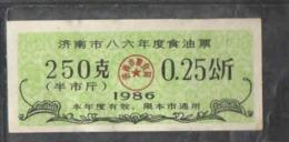 CHINA   COUPON PRODUCTS-125 UNC - Cina
