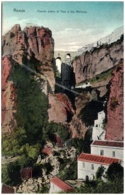 RONDA - Puente Sobre El Tajo Y Los Molinos - Spanje