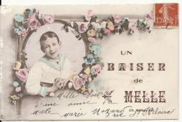 UN BAISER DE... - Melle