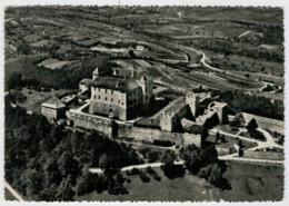 CASTEL  DI  THUN   (VIGO  ANNAUNIA)    VEDUTA  DALL' AEREO               (VIAGGIATA) - Italy