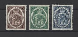 SAINT-VINCENT.  YT  N° 179/181  Neuf *  1955 - St.Vincent (...-1979)