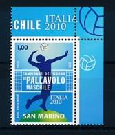 SAN MARINO Mi. Nr. 2438 Volleyball-Weltmeisterschaft, Italien - MNH - San Marino