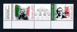 SAN MARINO Mi. Nr. 2535-2536 Freiheitskämpfer: 80. Todestag Von Filippo Turati, 88. Todestag Von Giacomo Matteotti - MNH - San Marino