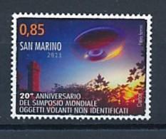 SAN MARINO Mi. Nr. 2544 20. Jahrestag Des UFO-Weltsymposiums - MNH - San Marino