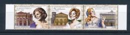 SAN MARINO Mi. Nr. 2606-2608 10. Todestag Von Renata Tebaldi - MNH - San Marino