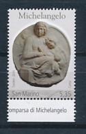 SAN MARINO Mi. Nr. 2614 450. Todestag Von Michelangelo  - MNH - San Marino