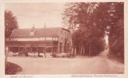 2603515Groet Uit Gorssel, Stationskoffiehuis Pension Restaurant. (rechtsonder Een Vouwtje) - Netherlands