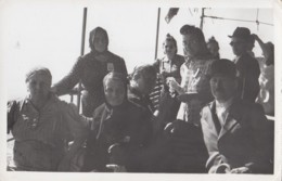 Jelsa O Hvar - On Board Steamer To Split 1940 - Croatia