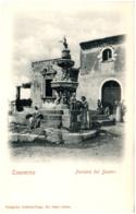 TAORMINA - Fontana Del Duomo - Italia