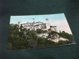 CASTELLO CASTLE  CHATEAU SCHLOSS SCHARLENFELS BADEN SVIZZERA - Castelli
